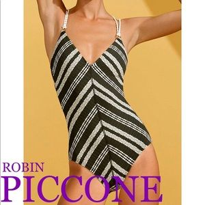 ROBIN PICCONE Livvy one piece swimsuit